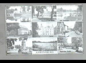 Neg2634/ Ahrensburg altes Negativ 40/50er Jahre