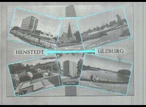 Neg2582/ Henstedt-Ulzburg altes Negativ 1960/70