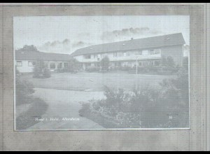 Neg2564/ Horst i. Holst. Altersheim altes Negativ 1950/60