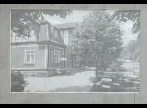 Neg2996/ Plön Haus St.Walburg altes Negativ 50/60er Jahre