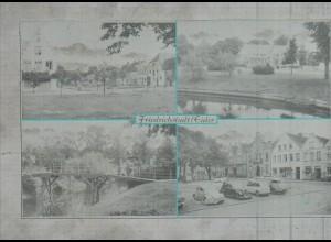 Neg2956/ Friedrichstadt altes Negativ 50er Jahre