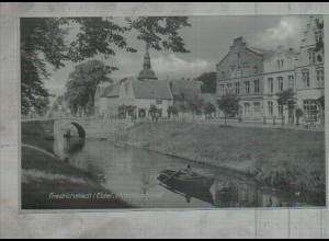 Neg2953/ Friedrichstadt Mittelburgwall altes Negativ 50/60er Jahre