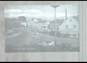 Neg3191/ Nortorf Holstein Am Markt, Autos Negativ 60er Jahre