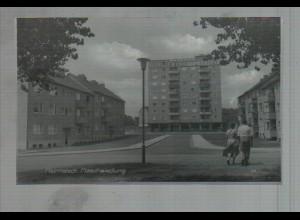 Neg3299/ Helmstedt Maschsiedlung altes Negativ 50/60er Jahre