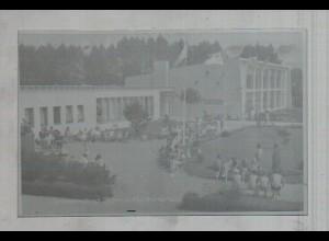Neg3509/ Grömitz Kurmittelhaus altes Negativ 50/60er Jahre