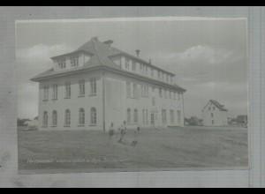 Neg3602/ Wenningstedt Sylt Schülerheim Negativ 50er Jahre
