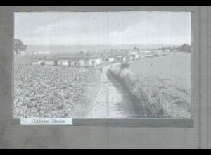 Neg3605/ Ostseebad Brodau Schashagen altes Negativ 50er Jahre