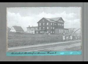 Neg3790/ Norddorf a. Amrumer Hospiz altes Negativ 50er Jahre