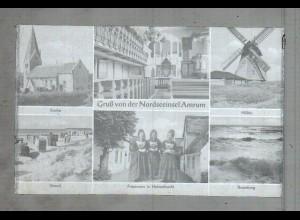 Neg3802/ Nordseeinsel Amrum altes Negativ 40/50er Jahre