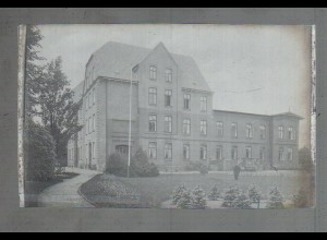 Neg3844/ Elmshorn Krankenhaus altes Negativ 40/50er Jahre