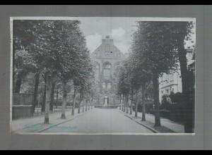 Neg3846/ Elmshorn Bismarckschule altes Negativ 40er Jahre
