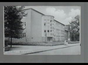 Neg3849/ Elmshorn Adolf-H-Schule altes Negativ 40er Jahre