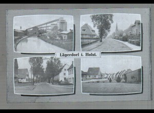 Neg4026/ Lägerdorf altes Negativ 50er Jahre