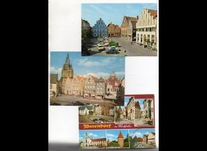 Y8935/ 3 x AK Warendorf in Westfalen AK