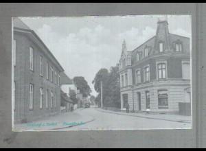 Neg4134/ Nortorf Neuestraße altes Negativ 40/50er Jahre