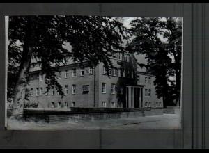Neg4437/ Pinneberg Kreishaus altes Negativ 40er Jahre