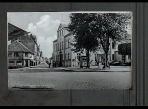 Neg4433/ Pinneberg Rathaus altes Negativ 40er Jahre