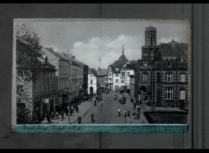 Neg4413/ Rendsburg Jungfernstieg altes Negativ 40er Jahre