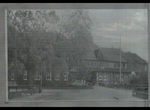 Neg4714/ Syke Landratsamt altes Negativ 50er Jahre