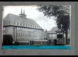 Neg4697/ Schleswig Friedrichsberger Schule altes Negativ 40/50er Jahre