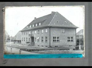 Neg4696/ Schleswig Jugendherberge altes Negativ 40/50er Jahre