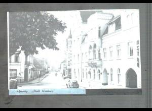 Neg4695/ Schleswig Stadt Hamburg altes Negativ 40/50er Jahre