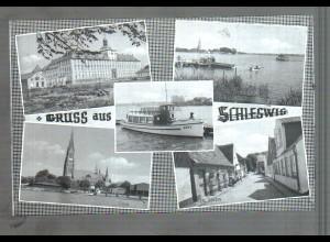Neg4694/ Schleswig altes Negativ 40/50er Jahre
