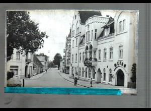 Neg4683/ Schleswig Lollfuß-Stadt Hamburg altes Negativ 40/50er Jahre
