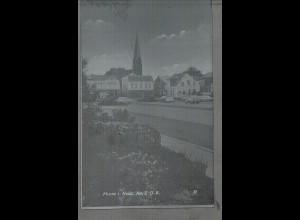 Neg4627/ Marne i. H. Am Z.O.B. altes Negativ 60er Jahre