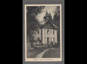 U3298-017./ Wald Bärenburg Erzgeb. Landhaus Louise AK ca.1920