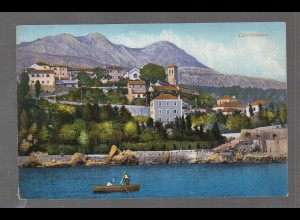 U3299/ Castelnuovo Kroatien AK ca.1912