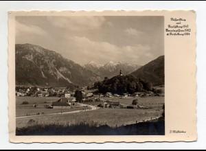 Y9717/ Ruhpolding Foto AK ca.1935