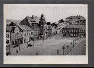 U3316-082./ Treuen i. V. Markt AK 1946