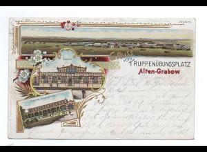 U3105/ Helgoland schöne Litho Künstler AK Kley ca.1900