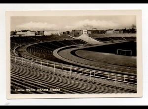 U3372/ Berlin Walter Ulbrich Stadion Foto AK ca.1960