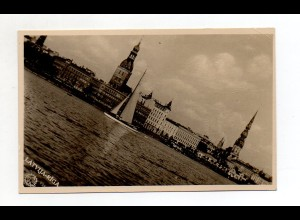 U3383/ Latvija Riga Foto AK Lettland 1939