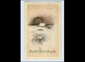 P3K65/ Weihnachten Litho AK 1916