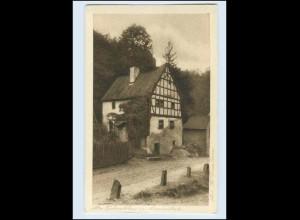 P3N09/ Manderscheid Eifel Gasthof zur Post AK ca.1912