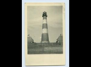 P3W99/ Leuchtturm Foto AK St. Peter 1949