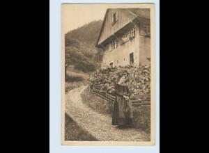 P3V25/ J. Elchlepp AK No. 101 Idyllen aus dem Schwarzwald ca.1912