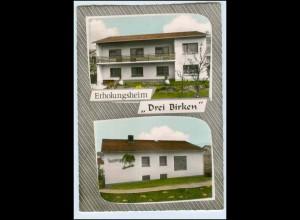 W1P96/ Endbach Hessen Erholungsheim Drei Birken AK ca.1965