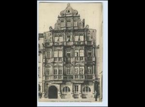 W2V29/ Heidelberg Hotel Restaurant zum Ritter AK 1906