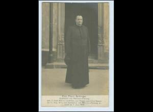 W3T63/ Exz. Franz Bettinger Erzbischof von München Freising Foto AK 1909