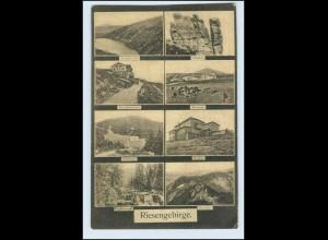 W3X97/ Riesengebirge schöne AK ca.1912
