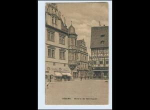 W5E45/ Coburg Herrengasse AK ca.1920