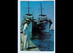 W9T16/ Türkei Militär Marine Deniz AK ca.1975
