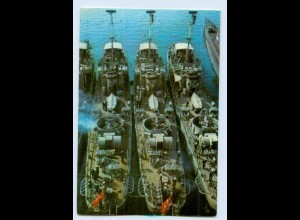 W9T17/ Türkei Militär Marine Deniz AK ca.1975