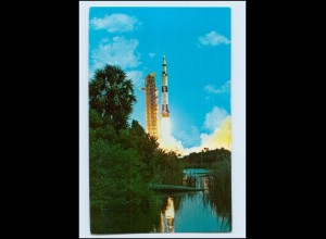 W8Q30/ Raumfahrt John F. Kennedy Space Center NASA Apollo 16 Rakete AK