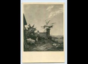 H107/ Haus der Deutschen Kunst HDK 504 Gustav Traub - Ausguck