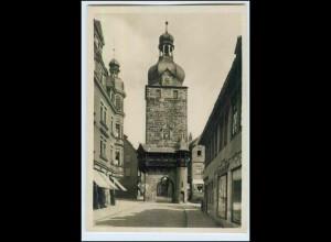 P2R85/ Coburg Judentor Foto AK Judaka ca.1935